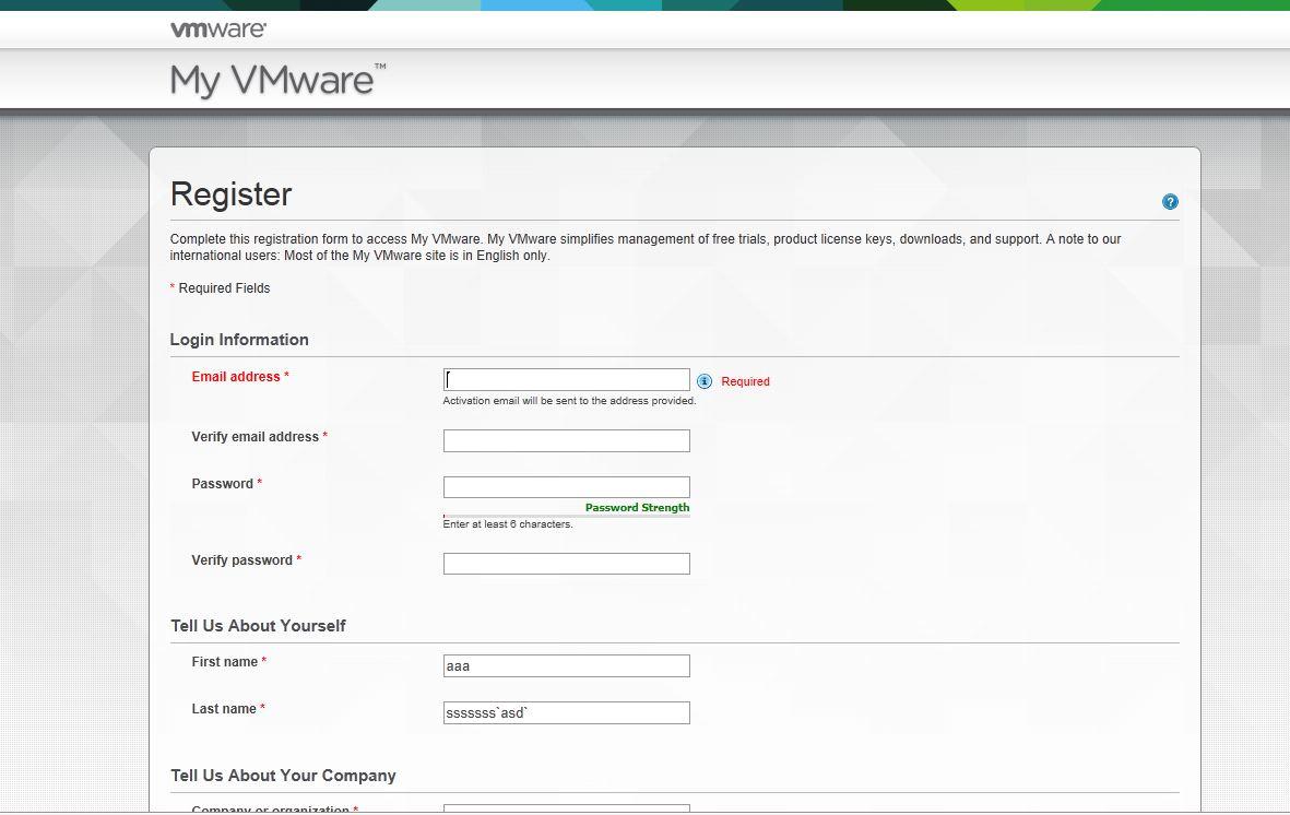 VMware Application Download – VMman